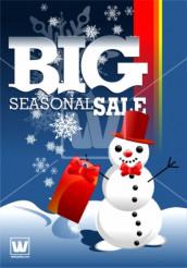 Seasonal Sale Design