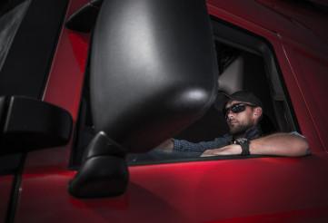 Semi Truck Driver Job