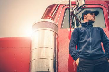 Semi Truck Driving Job