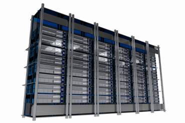Server Rack PNG