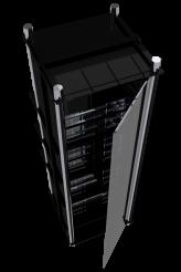 Server Rack Tower