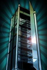 Servers Tower
