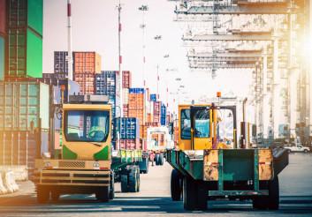 Shipping Cargo Hub