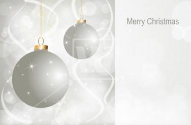 Silver Elegant Christmas
