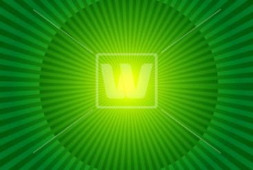 Simple Green Vector