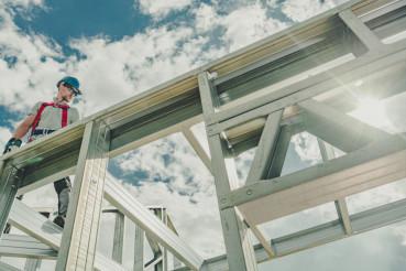 Skeleton Steel Construction
