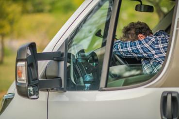 Sleeping While Driving