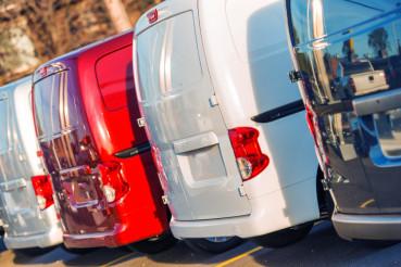 Delivery Trucks Fleet