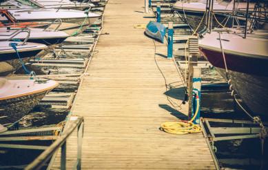 Small Motorboats Marina