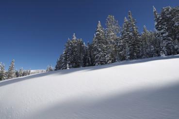 Snowy Hills Colorado