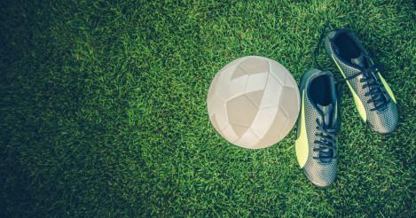 Soccer Game Banner