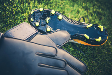 Soccer Player Equipment
