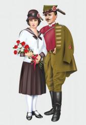 Sokol Traditional Costume