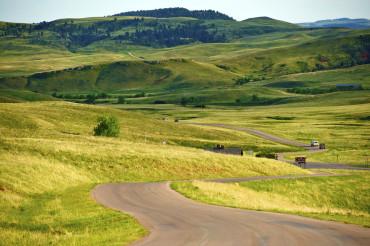 South Dakota Landscape