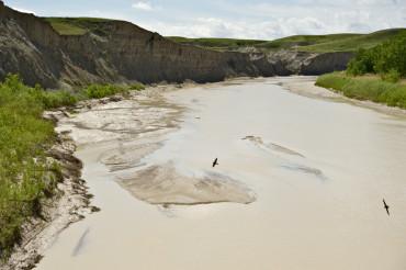 South Dakota White River