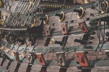 Spanish Galleon Cannons