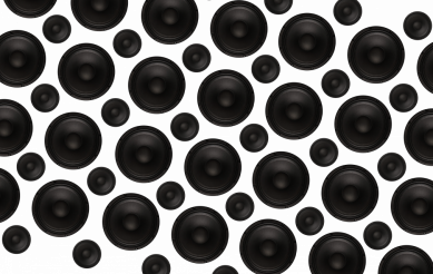 Speakers Wall PNG