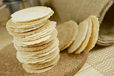 Spelt Flour Cookies
