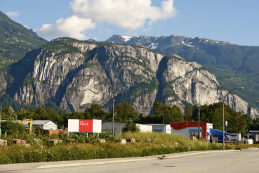 Squamish Stawamus Chief