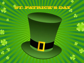 St Patrick Day Vector Art