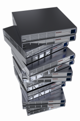 Stacked Web Servers