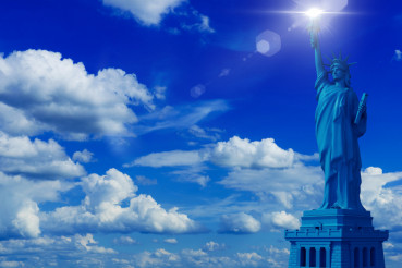 Statue of Liberty Background