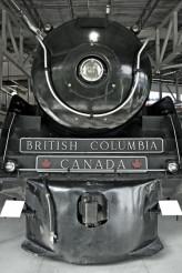 Steam Locomotive Hudson