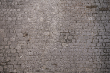 Stone Medieval Wall
