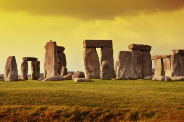 Stonehenge Sunset