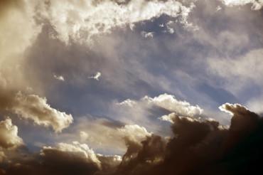Stormy Summer Sky