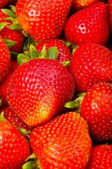 Strawberries Vertical