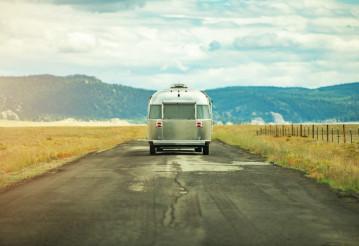 Summer Journey in Travel Trailer