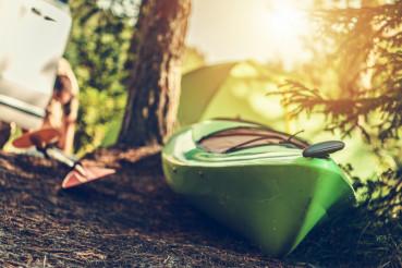 Summer Kayaking Time
