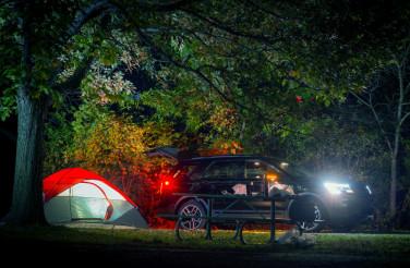 Summer Overnight Camping