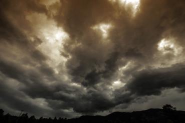 Summer Storm Cloud