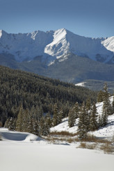 Summit County Winter