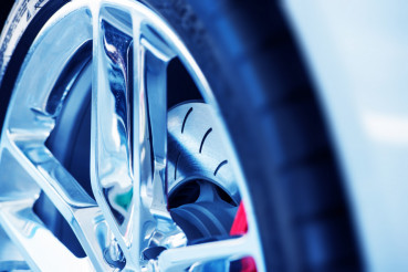 Super Car Ventilated Brakes