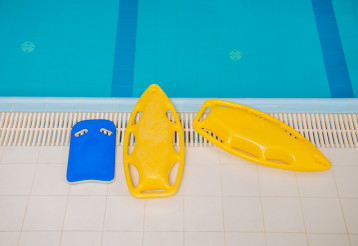 Swimming Pool Learning Tools