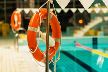 Swimming Pool Life Preservers