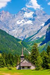 Switzerland Mountain Scenery