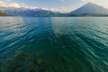 Switzerland Scenic Lake Thun