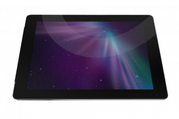 Tablet Front View