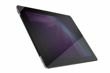 Tablet Side View