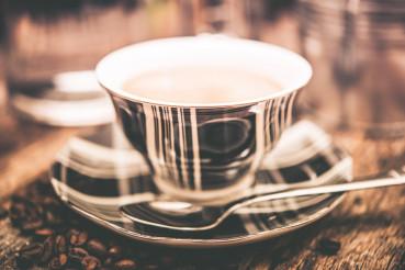 Tartan Coffee Cup