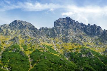 Tatra Mountains Scenery