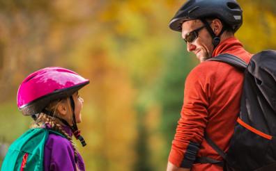 Teaching How To Use Helmet