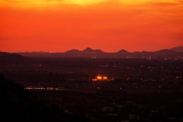 The Arizona Sunset