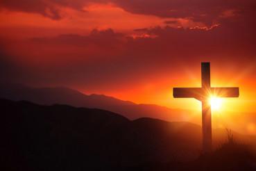 The Light of Christ Crucifix