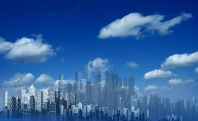 The Skyline Illustration