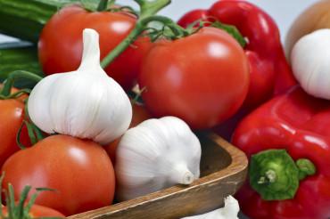 Tomato Garlic Paprika